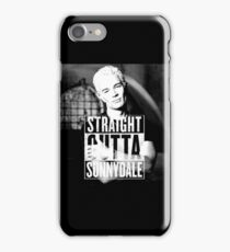 Spike - Straight Outta Sunnydale 2 iPhone Case/Skin