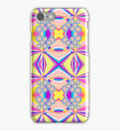 Colours Colours WW iPhone Case/Skin