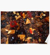 Brandy Soaked Fruit  Poster