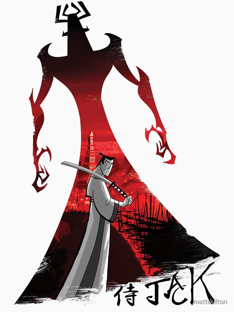 Samurai Jack by mattskilton