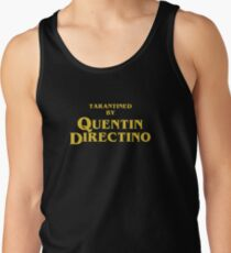 Inglourious Basterds | Tarantined by Quentin Directino Tank Top