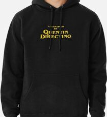Inglourious Basterds   Tarantined by Quentin Directino Pullover Hoodie