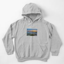 Rubicon sunset Kids Pullover Hoodie