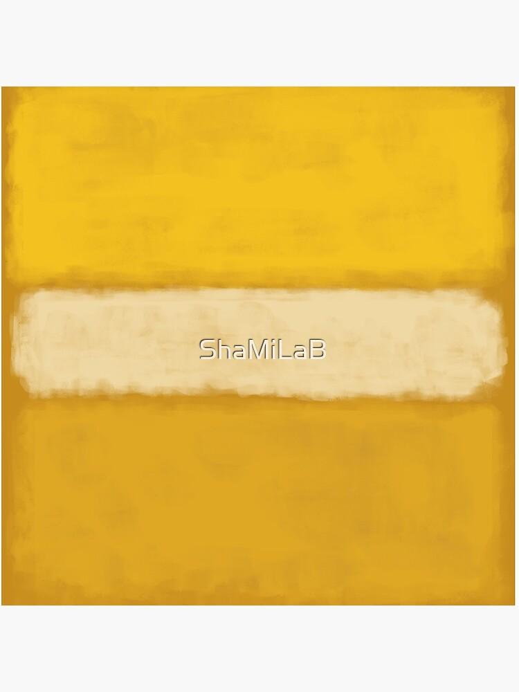 Rothko Inspired #13 by ShaMiLaB