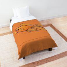 Fancy Goldfish Comforter