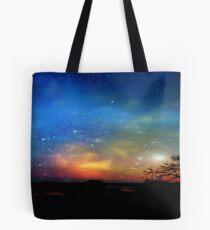 Aurora Borealis © Tote Bag