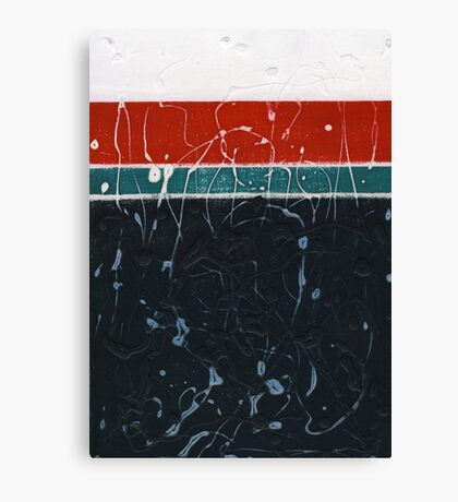 Marina style abstract Canvas Print