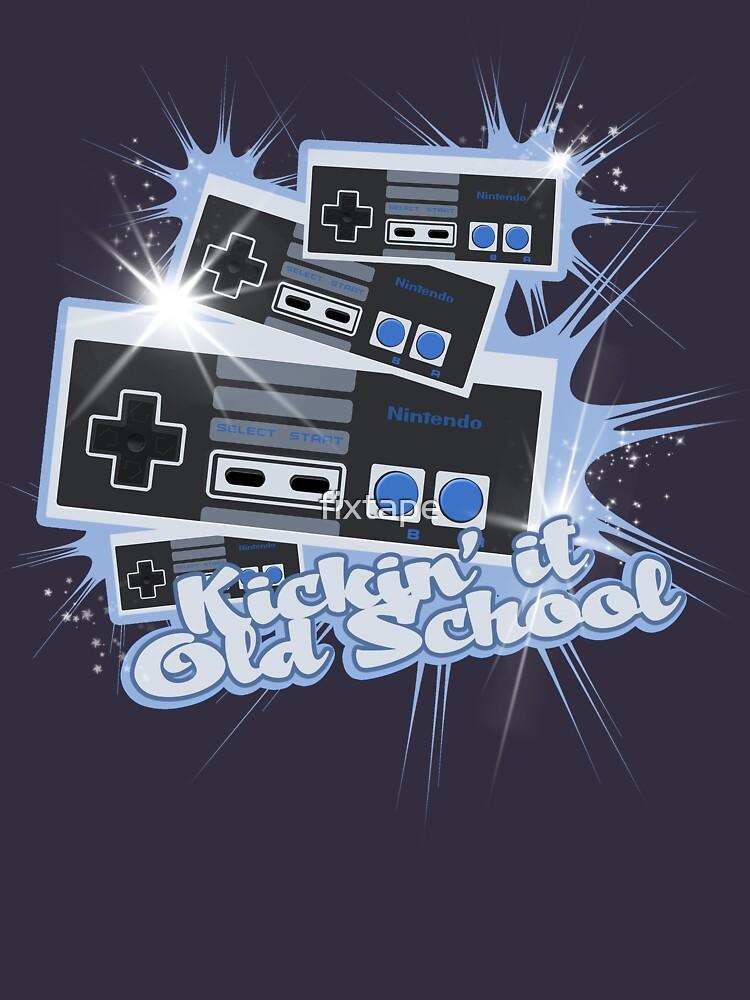Kickin It Old School by fixtape