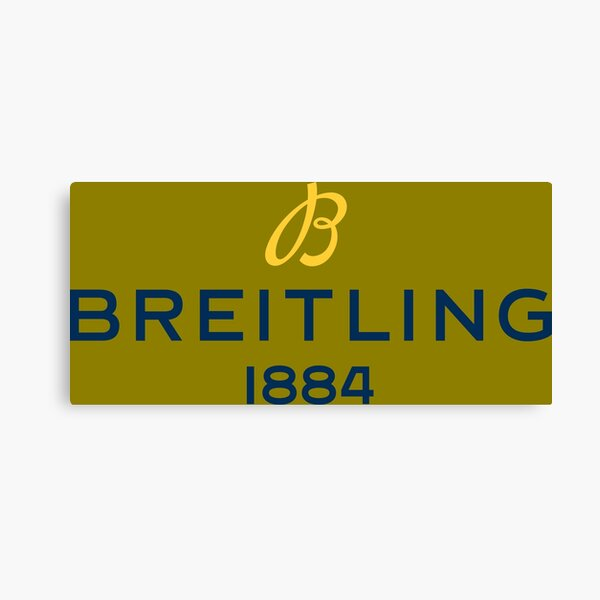 Breitling Canvas Print