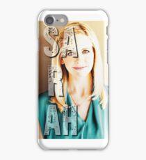 Sarah Michelle Gellar iPhone Case/Skin