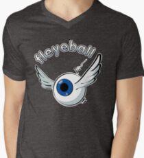 fleyeball Mens V-Neck T-Shirt