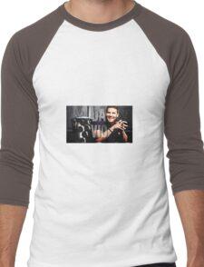 Dvid Boreanaz Men's Baseball ¾ T-Shirt