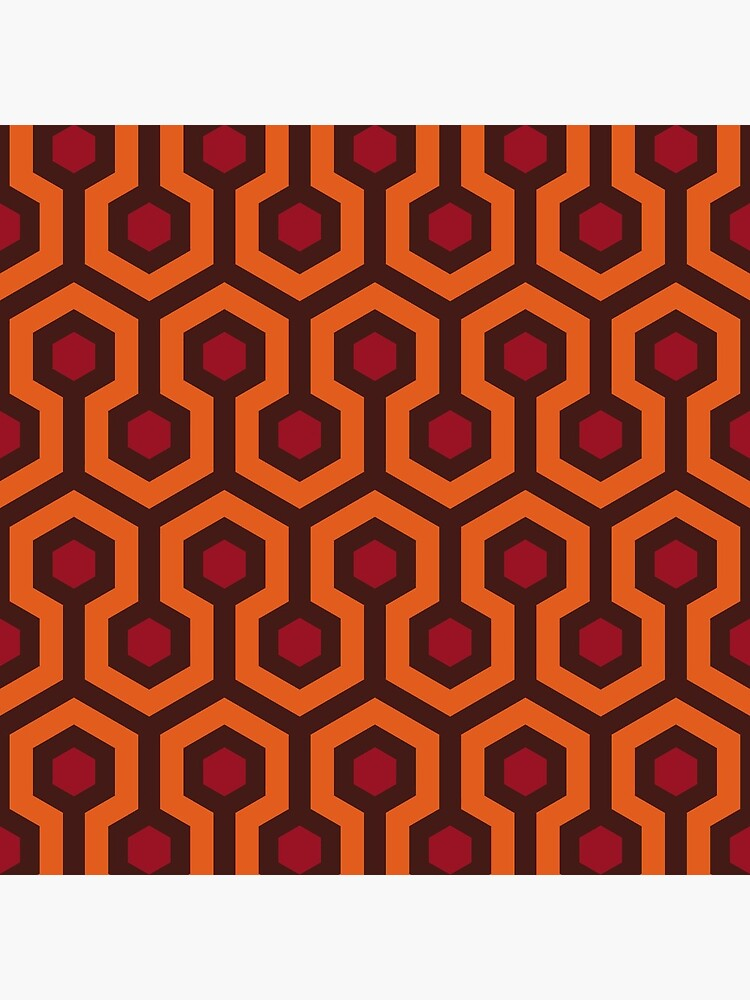 Overlook Hotel Carpet (The Shining)  by Texterns