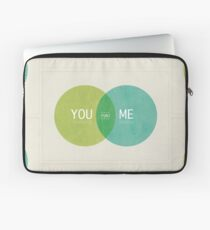 You and Me Laptop Sleeve