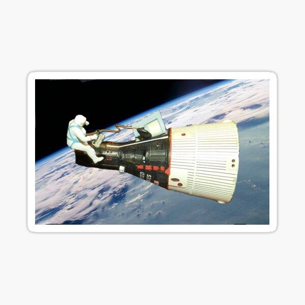 Gemini 4 EVA Sticker