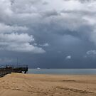 Stormy Skies,- Great Yarmouth by StephenRB