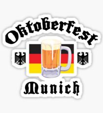 Oktoberfest Munich Sticker