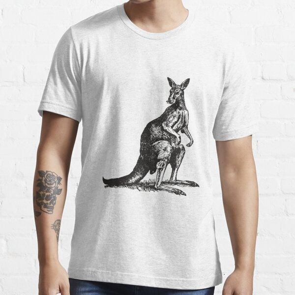 kangaroo Essential T-Shirt