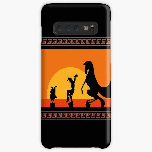 Hercules Sunset Samsung Galaxy Snap Case