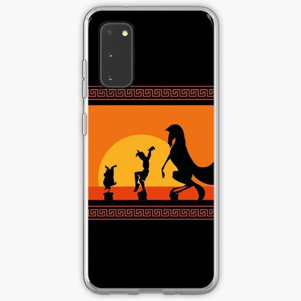 Hercules Sunset Samsung Galaxy Soft Case