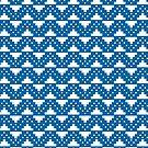 Blue Blocks by alicemoore