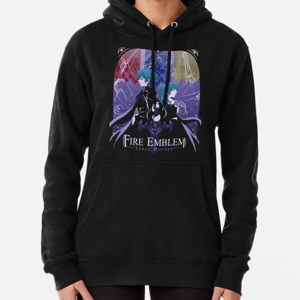 Fire Emblem Three Houses Pullover Hoodie