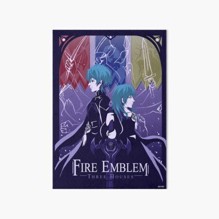 Fire Emblem Three Houses Art Board Print