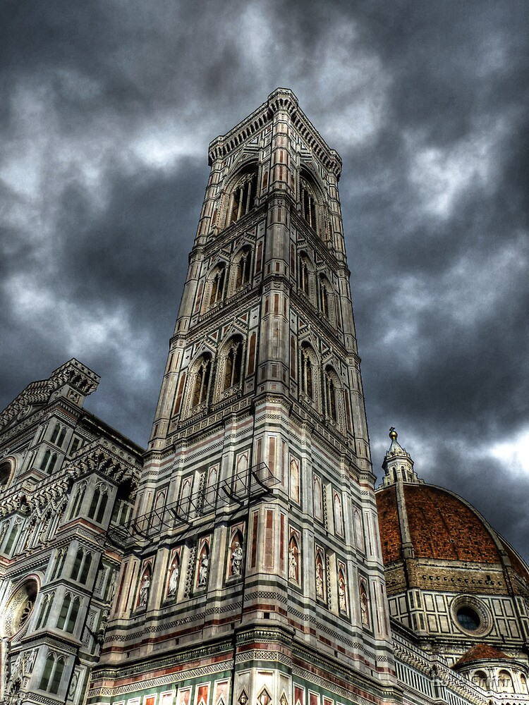 Florence Cathedral by Luke Griffin