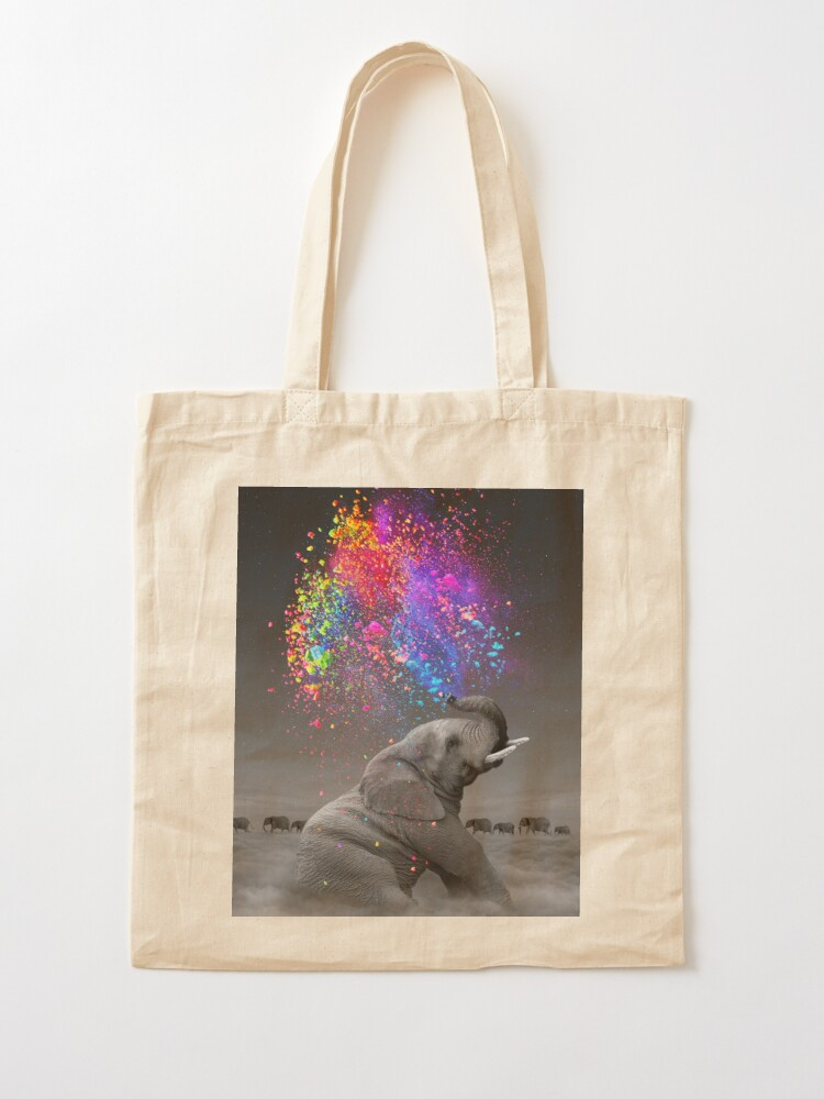 Alternate view of True Colors Within Tote Bag