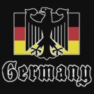 Germany Flag by HolidayT-Shirts