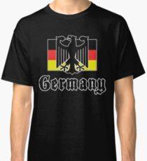 Germany Flag Classic T-Shirt