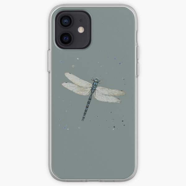 dragon-fly iPhone Soft Case