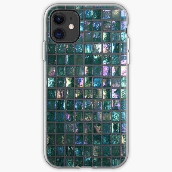Shiny Mosaic Tiles - JUSTART © iPhone Soft Case