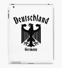 Deutschland Germany iPad Case/Skin