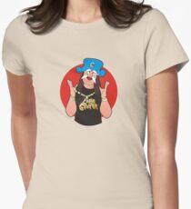 Cap'N CruNk Womens Fitted T-Shirt