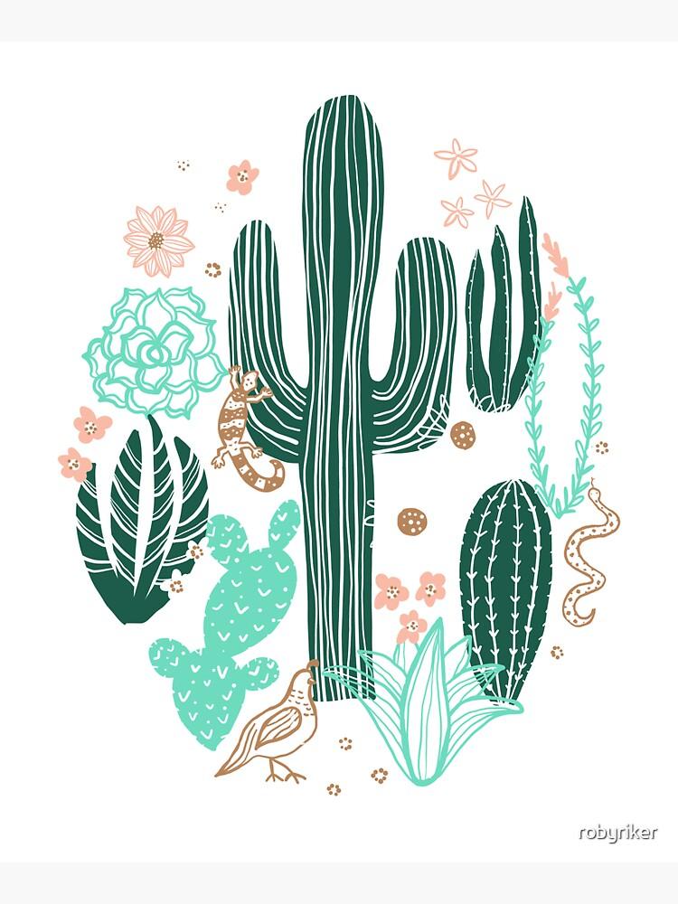 Sonora-Landschaft von robyriker