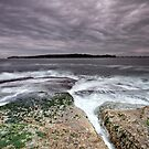Splitting Rocks by Mark  Lucey