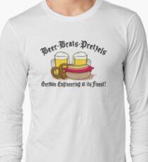 German Engineering Long Sleeve T-Shirt