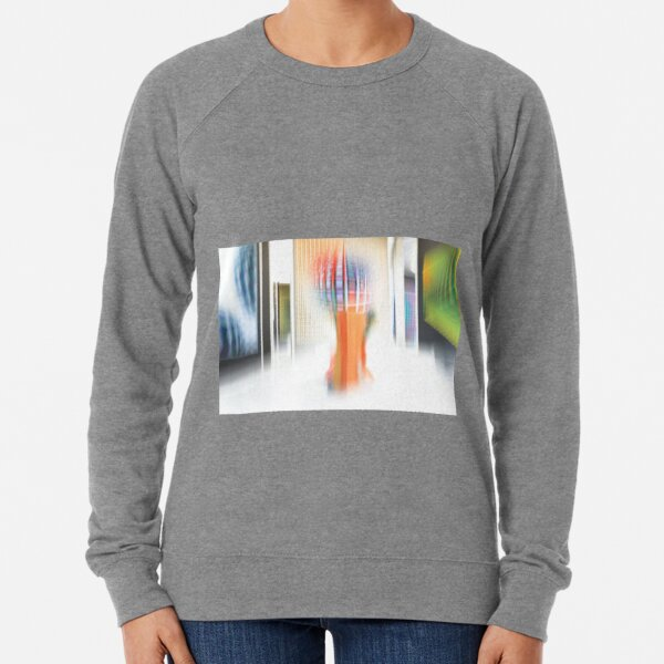 Playing with Perspective ... Lightweight Sweatshirt