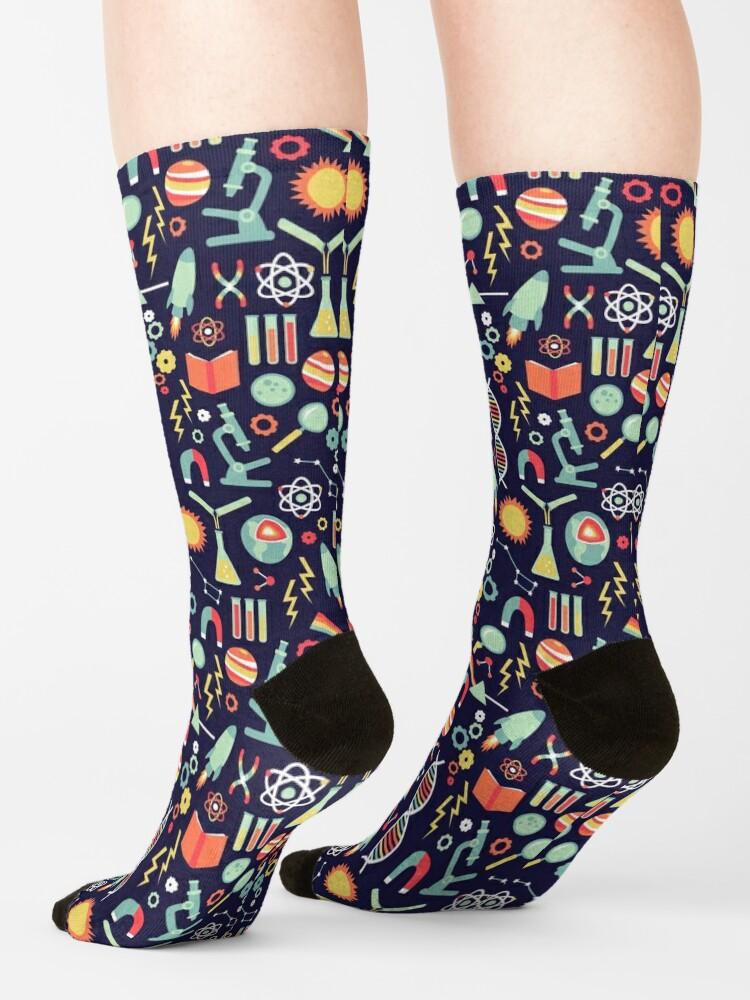 Alternate view of Science Studies Socks