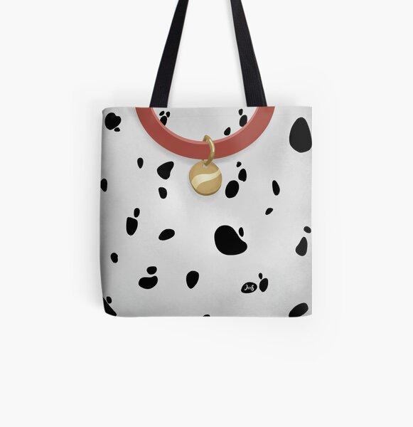 101 Dalmatians All Over Print Tote Bag