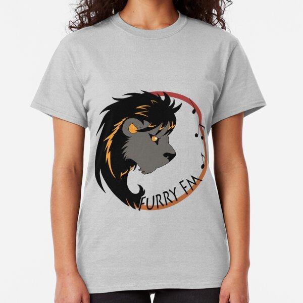 Furry FM Logo Classic T-Shirt