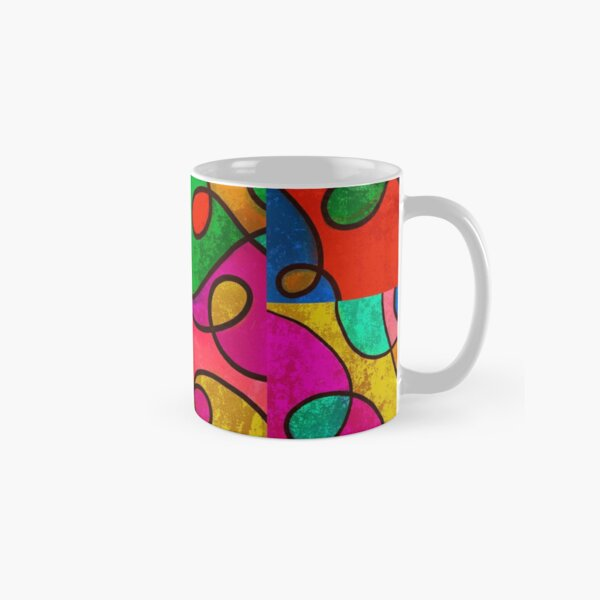 Colorful World Tasse (Standard)