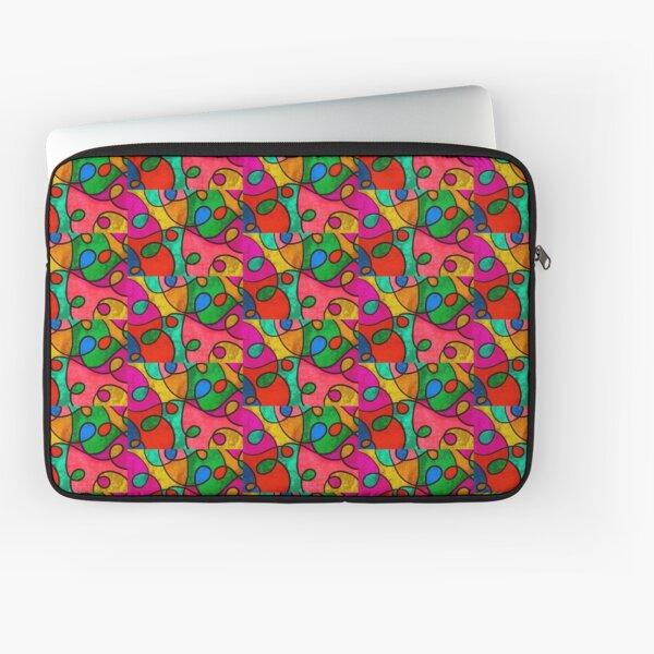Colorful World Laptoptasche