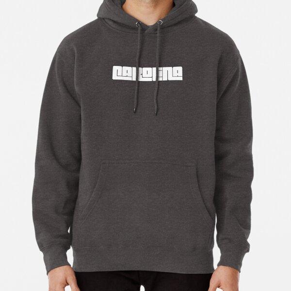 Men/'s Sweatshirt Mod Pocket Print Roses Flowers Hoodie Black Casual Giosal