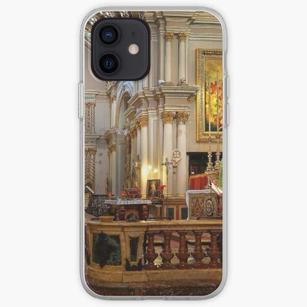 Naxxar Parish Church Malta 1630 A.D. iPhone Soft Case