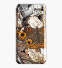 A Common Buckeye iPhone Case/Skin