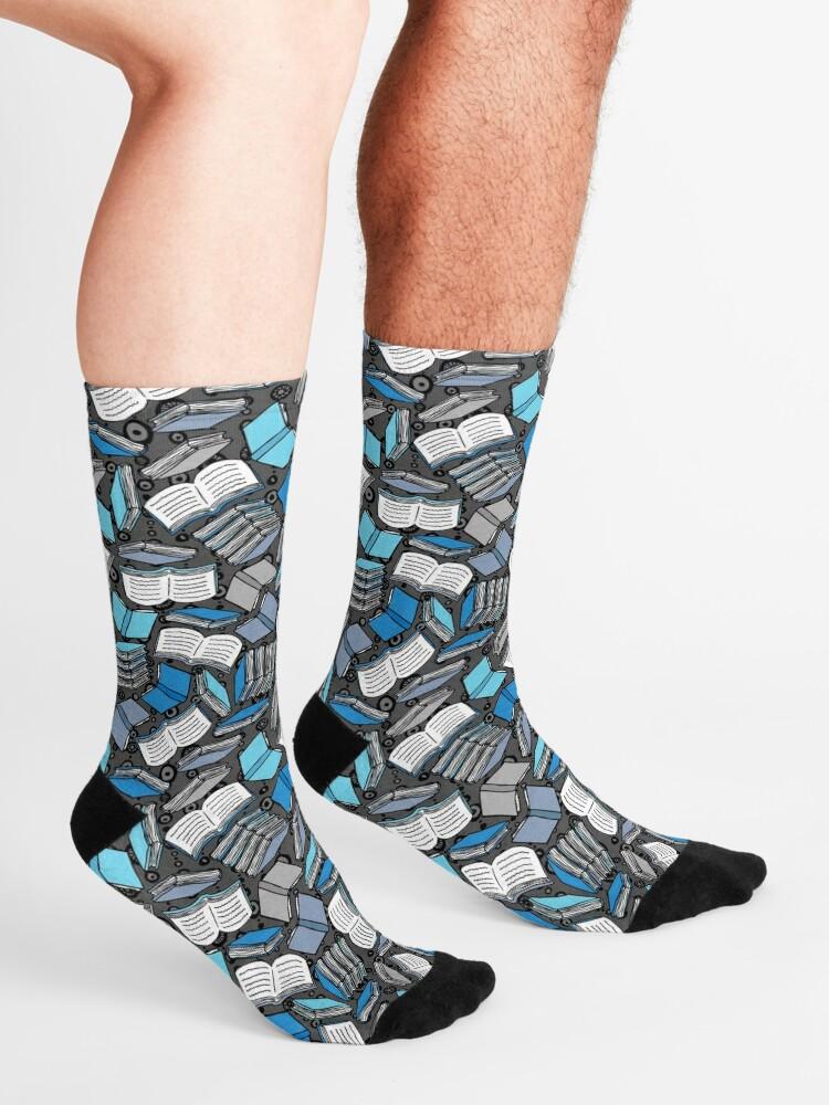 Alternate view of So Many Books... Socks