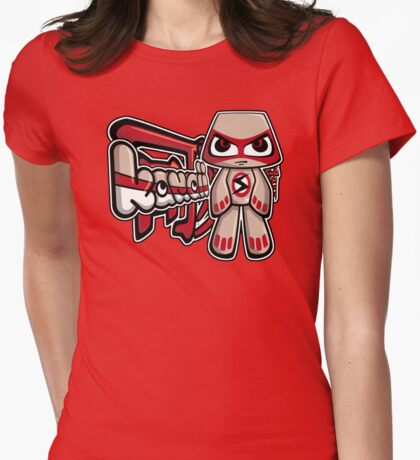 Serious Mascot Tag T-Shirt