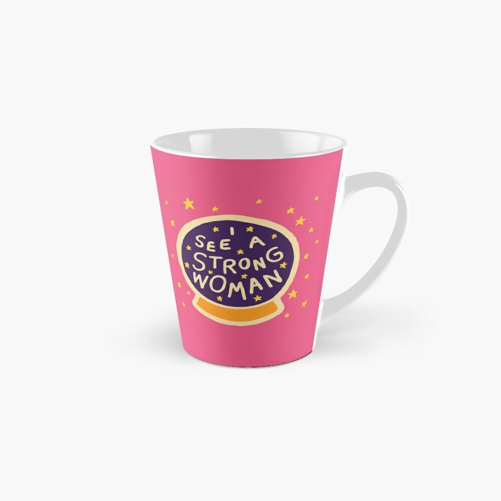 I see a strong woman Mug